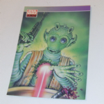 Star Wars Galaxy 1993 Topps #107 Mike Lemos Trading card